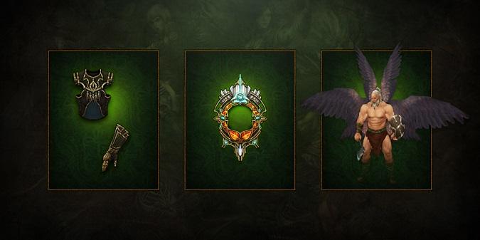 Diablo 3 Season 24 Season's Journey Chapter Rewards